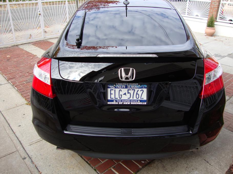 Tinted My Tail Lights Honda Crosstour Forums