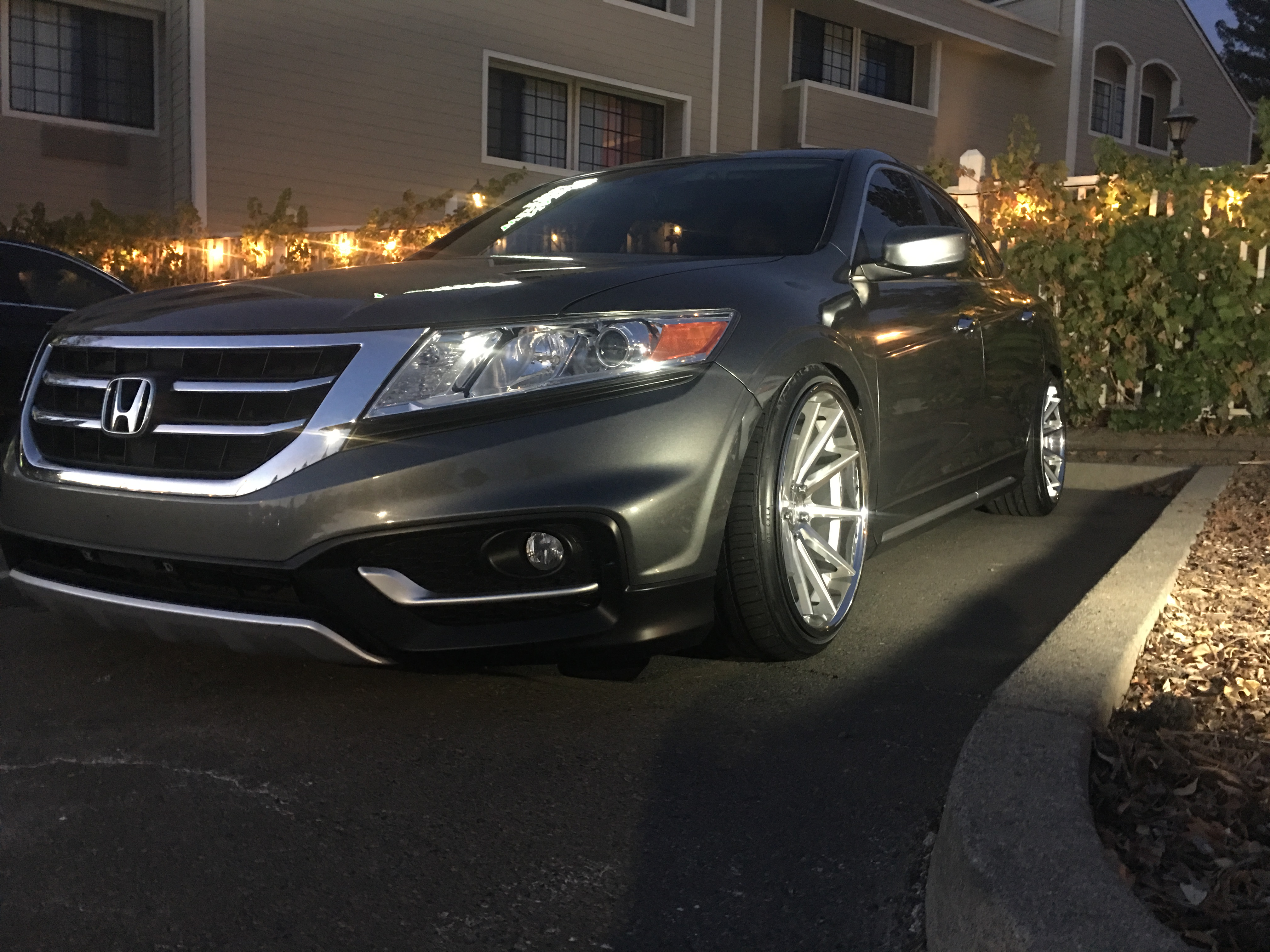 BC Coilovers Ferradas Honda Crosstour Forums - Acura tl bc coilovers